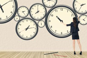 Allocating Your Time in the New School Year