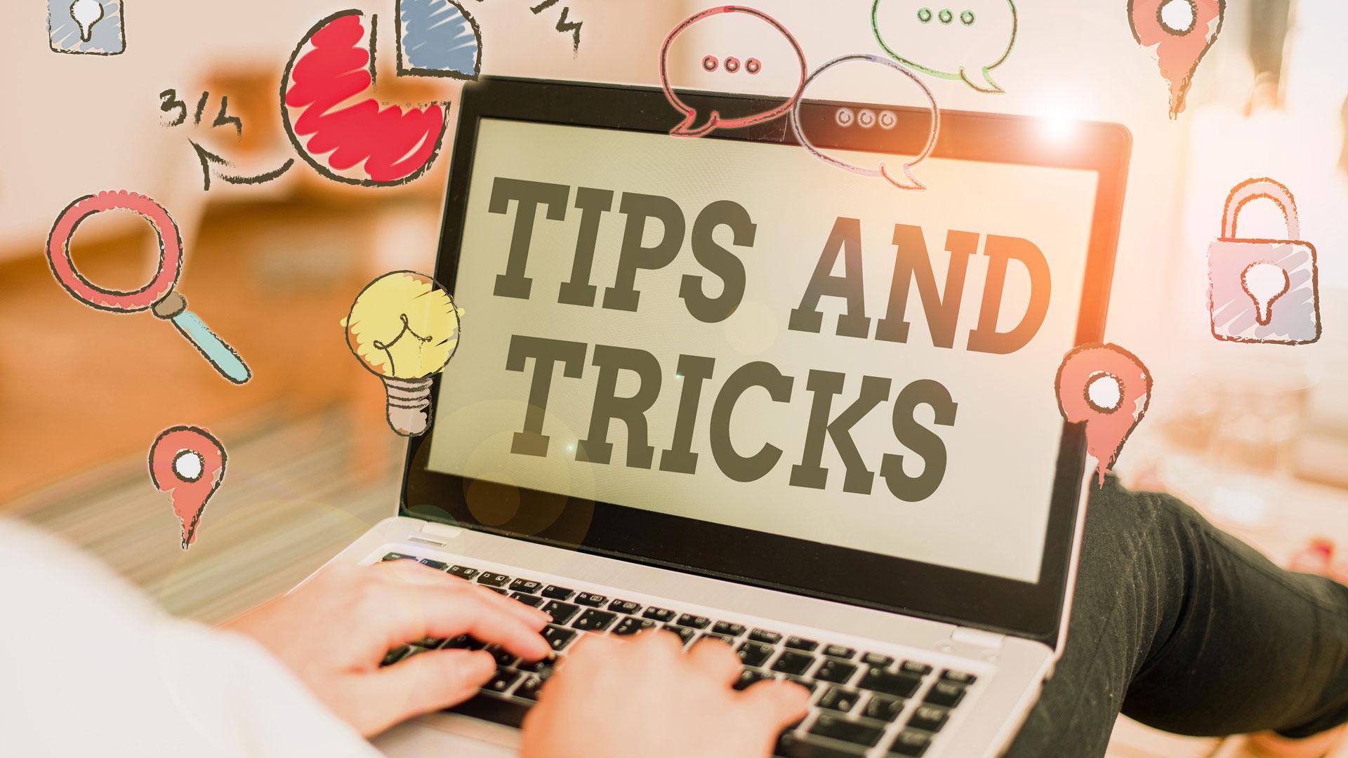 Microsoft-tips