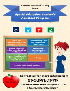 how to start a vocational training program